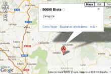 Cómo llegar a Biota