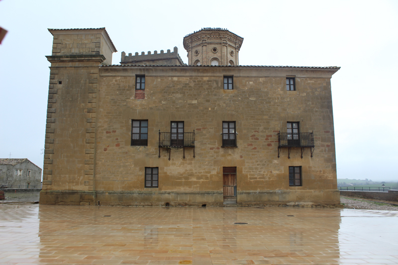 Palacio de los Condes de Aranda